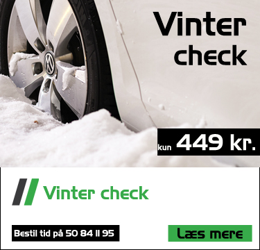 vinter chech frontknap 449 kr. bruhns biler