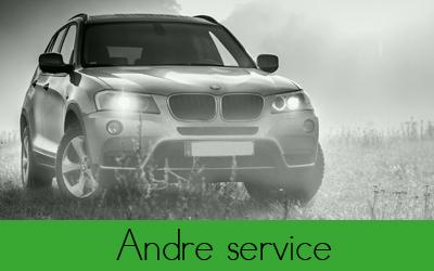 Andre service hos Bruhns biler - Meknaiker nær Haderslev