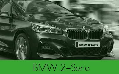Service priser for BMW 2-serie
