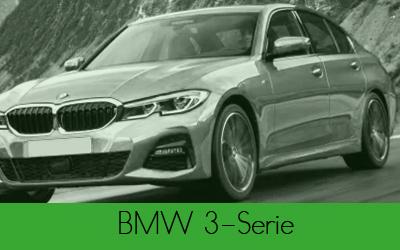 Service priser for BMW 3-serie