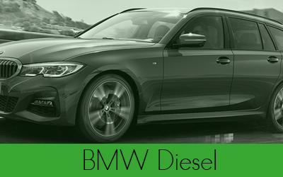 BMW diesel prisaftale på service