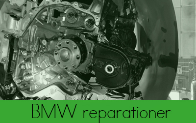 BMW reparationer