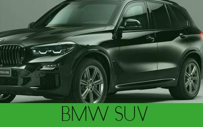 BMW - SUV priser