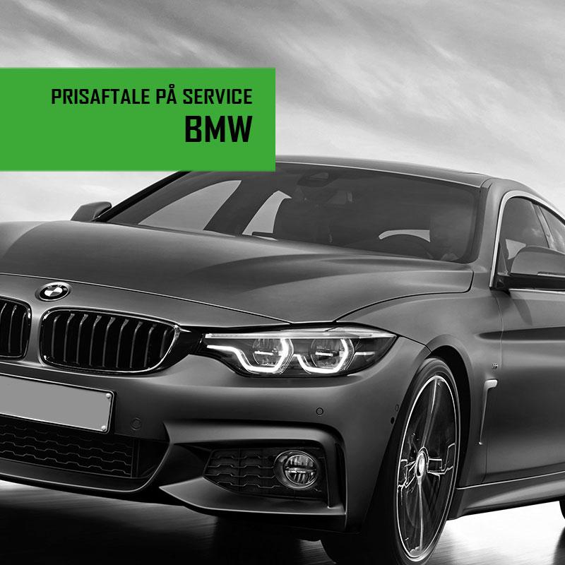 Prisaftale på din BMW